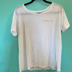Women's size large O'Neil tshirt